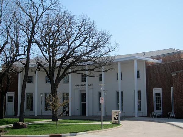 Mason City library