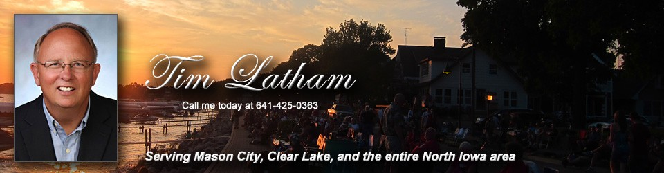 Tim Latham, North Iowa Realtor